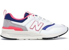 New Balance 997H CM997HAJ White, Pink & Blue Men's Shoes NEW