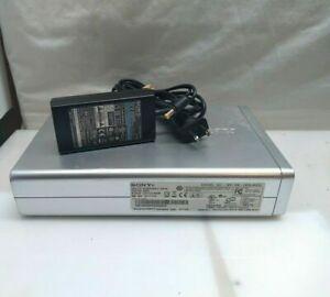 SONY USB 2.0 External Multi-Format CD/DVD Burner Reader & Drive