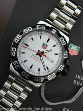 TAG Heuer Men's Analog Swiss Made Wristwatches