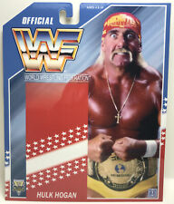 "Cardback for WWF Hasbro 4.5""  HULK HOGAN  Wrestling wwe Figure Custom 10""x8"""