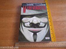 V for Vendetta TPB comic F Alan Moore David Lloyd