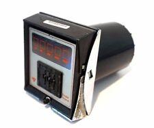 USED EAGLE SIGNAL CD301A6 RESET TIMER 120V 50/60 HZ