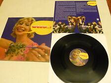 WEED - Weed - LP reissue of 1971 - Longhair-rar Krautrock-foc + Insert Beilage
