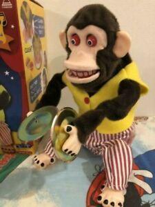 YAMANI Naughtiness Cymbals Chimp Nostalgic Musical Jolly Monkey Toy Story