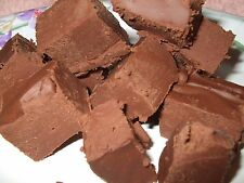 Chocolate Fudge creamy homemade with free Shipping