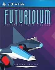 Futuridium EP Deluxe LRG 7 (Sony PlayStation Vita) Brand New