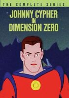 Johnny Cypher in Dimension Zero: The Complete Series [New DVD] Boxed S