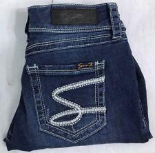 Seven 7 Skinny Blue Jeans Women's Size 2 28 x 30