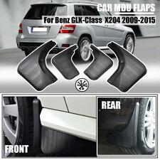 For Mercedes Benz GLK X204 WO/Running Board OE Style Splash Guards Mud Flaps