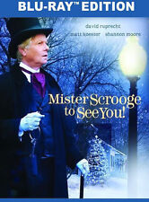 MISTER SCROOGE TO SEE YOU - BLU RAY - Region Free - Sealed