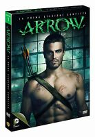 Arrow - Serie Tv - Stagione 1 - Cofanetto Con 5 Dvd - Nuovo Sigillato