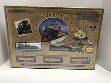 Disney Disneyland 50th Anniversary Railroad Train Limited Bachman Olszewski