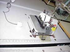 Frère japonais industriel 3 ou 4 thread Overlocker avec alimentation différentiel