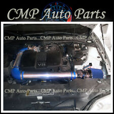 BLUE 2000-2002 LINCOLN LS 3.9 3.9L V8 4-DOOR AIR INTAKE KIT INDUCTION SYSTEMS