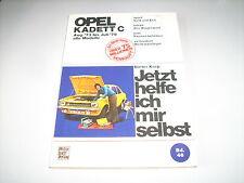 Reparaturanleitung Opel Kadett C, Baujahre 1973 - 1979