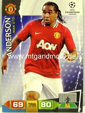 Adrenalyn XL Champions League 11/12 - Anderson