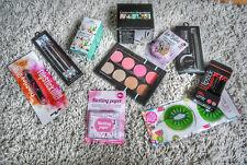 Kosmetik Set Beauty Paket MakeUp Contouring Palette Lipkit Lashes Blush Neu&OVP