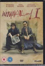 Withnail and I - Richard E. Grant, Paul McGann New & Sealed UK R2 DVD