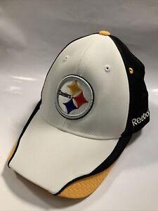 Pittsburgh Steelers Knit ON FIELD Sideline Hat Reebok L/XL L XL Super Bowl