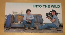 Into The Wild Film Ad 2007 Sean Penn Movie Academy Member Screening Schedule