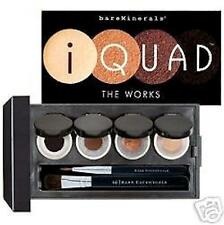 Bare Escentuals bareMinerals iQUAD THE WORKS Eyeshadow Palette-NEW
