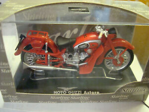 Moto Guzzi Astore Red 1:24