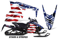 Yamaha Viper Graphic Sticker Kit AMR Racing Snowmobile Sled Wrap Decal 13-14 SAS