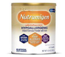 Nutramigen Hypoallergenic Formula With Enflora Lgg Powder 12.6 oz - Exp: 04/22