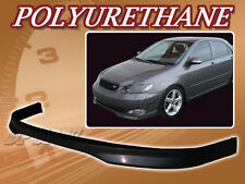 FOR 05-06 TOYOTA COROLLA T-R POLY URETHANE PU FRONT BUMPER LIP SPOILER BODY KIT