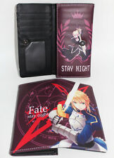 Fate Stay Night Saber long purse wallet anime bags purses cute