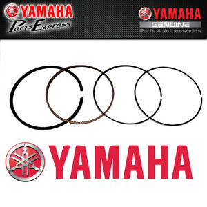 NEW 2001 - 2011 YAMAHA YZ250F YZ WR 250F OEM PISTON RING SET 5NL-11603-00-00