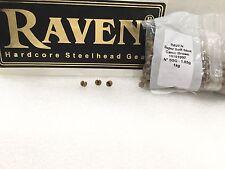 Raven Super Soft Lead Split Shot, Camo Brown, Size Ssg, 2 Ounces / 60 Grams Pack