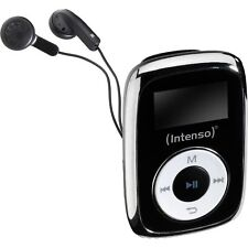Intenso Music Mover, MP3-Player, schwarz