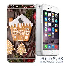 Pain d'épices de noël iPhone 6 wrap skin-iphone sticker cover pour iphone