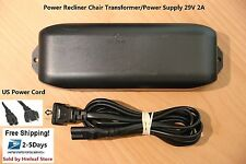 Okin Power Recliner SP2-B Lift Chair Transformer Supply adapter with Power cord