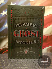NEW SEALED Classic Ghost Stories - Bonded Leather - Poe, Wells, Dickens, Doyle
