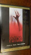 Psycho dvd (1999, Widescreen)  Vince Vaughn, Anne Heche, Julianne Moore