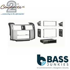 CT23TY37 For A Toyota 4Runner 2010 On Car Stereo Double Din Fascia Panel Plate