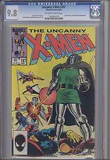 Uncanny X-Men #197 CGC 9.8  1985 Marvel Comic: Romita and Green