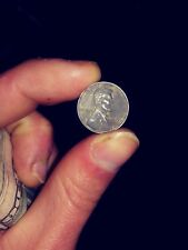 """1943 Steel Wheat Penny DOUBLE DATE """"3"""" LOOKS Spectacular Very Rare LOOK"""