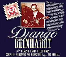 Django Reinhardt - The Classic Early Recordings [CD]