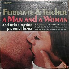 Ferrante & Teicher a Man and a Woman and Other Motion Picture Themes [Not on CD]