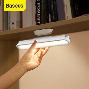 Baseus Magnetic LED Desk Lamp Reading Light Dimming Table Light Touch Control