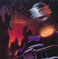 ZZ Top Recycler (1990) [CD]