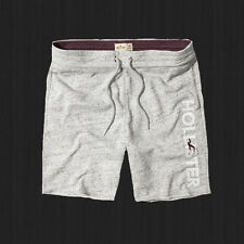 NWT Hollister HCO Athletic Shorts Fleece Gym Sweat Short Pants By Abercrombie