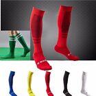 Men's Sport Baseball Football Soccer Plain Long Socks Over Knee High Sock Hockey