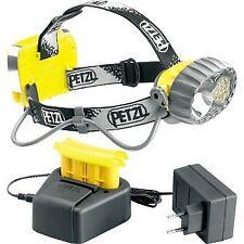 Petzl E72 AC Duo Accu Hybride Étanche Lampe frontale H