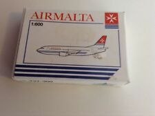 SCHABAK - BOEING B-737-300 AIR MALTA - SCALE 1:600 - MADE IN WEST GERMANY