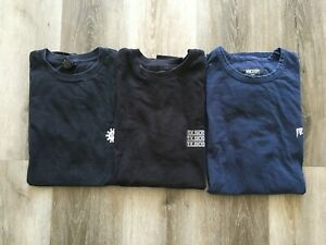 10.Deep T Shirts Bundle / Size: Medium