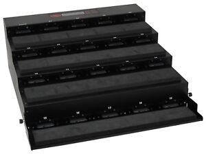 SySTOR 1:19 SATA Flatbed Solid State Drive SSD Duplicator Cloner Eraser-150MB/s